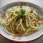 菊栄食堂 - そば
