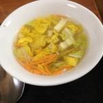 小石川インドシナ - スープ