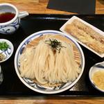石川うどん - 料理写真:ざるうどん(*゚∀゚*)420円