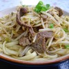 ひまわり食堂 - 料理写真:牛肉そば
