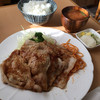 カロリー - 料理写真:生姜焼き。