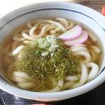 ダイニングカフェ ファロ - 料理写真:めひびうどん@680