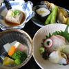 西村屋 - 料理写真:煮物、刺身など