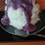 61402188 - 濃厚紫いも牛乳 750円