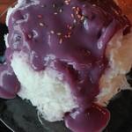 61402190 - 濃厚紫いも牛乳 750円