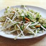 いしはら食堂 - 野菜炒め180円