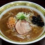 麺屋 玄 - 醤油らーめん700円