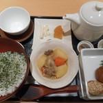 田頭茶舗 - お茶漬け 2016.12