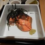 田頭茶舗 - 焼鮭 2016.12