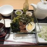田頭茶舗 - 茶蕎麦 2016.12