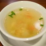 ティーヌンキッチン - スープ