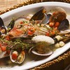 三陸鮮魚のアクアパッツァ