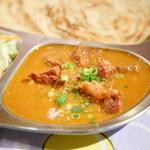 インド料理 MUTHU - マトンカレー
