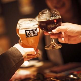 世界で唯一ビアパブ!デ・ドレ醸造所の樽生が飲めるのはここだけ