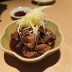 二◯加屋長介 - 鶏肝煮