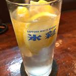 61406254 - 最強レモンサワー