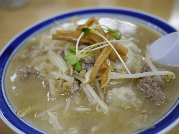 味の三平(あじのさんぺい) - 大通(ラーメン)