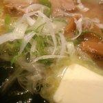ばんちゃんラーメン - バター