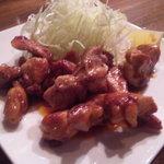 葉菜花 - バリ風ウマ辛チキン?