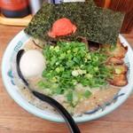 Seiryuu - 全部入り:中太麺:大盛\1100(17-01)
