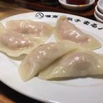 湘南豚餃子 まる八 - 水餃子