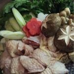 薩摩地鶏専門店 地鶏や 植むら -