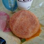 マクドナルド - 料理写真:珈琲とソーセージマフィン