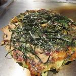 戸田亘のお好み焼 さんて寛 - 「磯焼+かき」