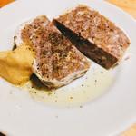 コポリ - 自家製豚肉のテリーヌ