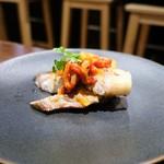 ガストロテカ ビメンディ - ガリシア産栗豚ロースのプランチャ