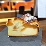 ガストロテカ ビメンディ - リンゴのケーキ