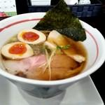 61422256 - 上鮭ぶし魚介絞り(醤油)