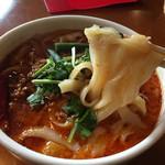 XI'AN - マーラー麺の麺