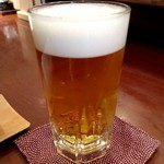 こなひきじじい - 一口ビール