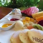 ハイビス カフェ - 南国フルーツパーティー※季節によりフルーツは異なります