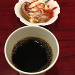ビストロ イル・ド・レ - コーヒーとデザート