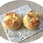 ブランジェリ ベベ - 料理写真:チーズ入り