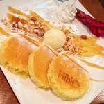 ハイビス カフェ - ウィンタのキャラメルパンケーキ☆¥850