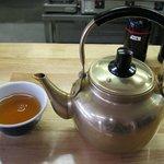 めし処円 - お茶
