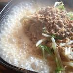 61430015 - 激アツ鉄なべ坦々麺^^;