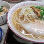 萬福 - 今日のお昼ご飯