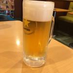 61431366 - 生ビール450円+税