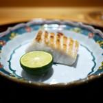 豪龍久保 - 真魚鰹 炭焼き