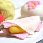 和菓子処 菊家 - 花びら餅¥500