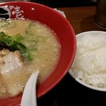 麺場居酒屋 ラの壱 - とんこつもと味