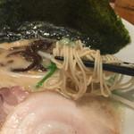 一風堂 - 麺リフト