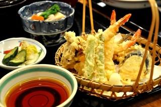 港キリン - 天ぷら定食1780円