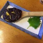 弁天 - 蕎麦味噌