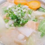 61442824 - 菊池産の野菜がたっぷり(^^)
