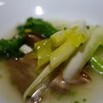 61442977 - 野菜の上湯スープ